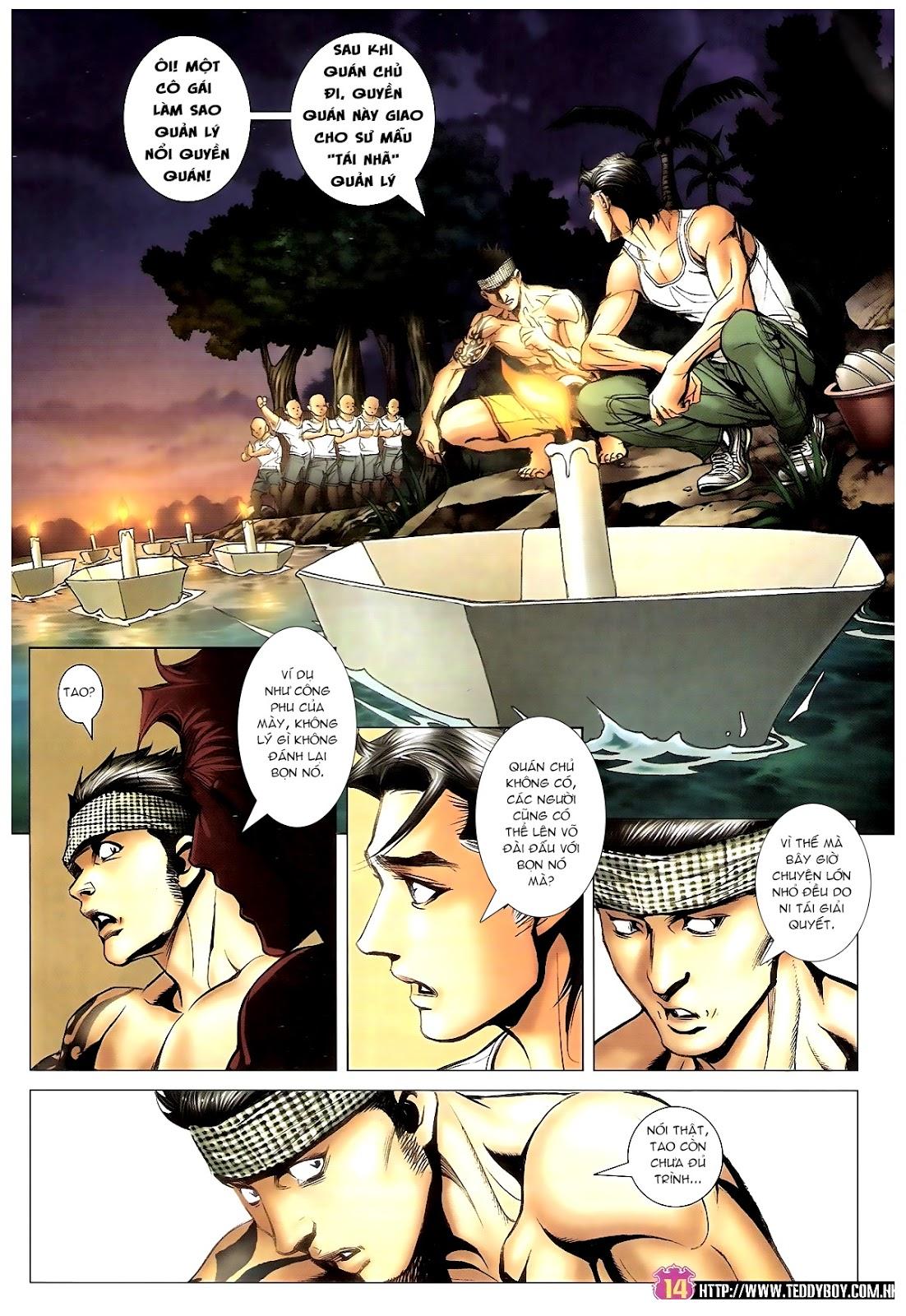 Người Trong Giang Hồ - Chapter 1392: Hắc Thế Lực Lào - Pic 13