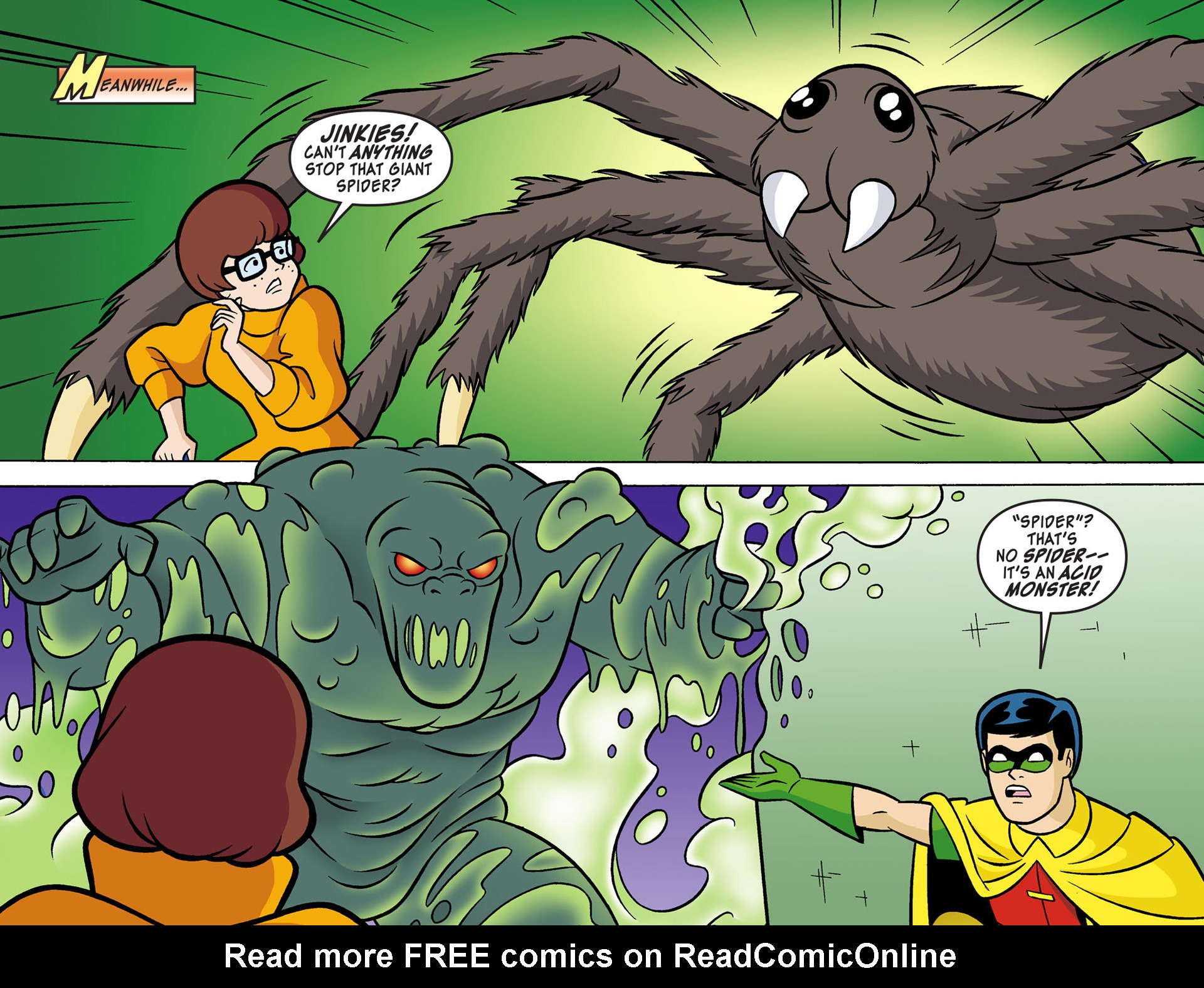 Read online Scooby-Doo! Team-Up comic -  Issue #4 - 7