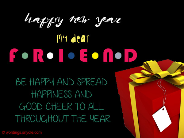 BEST NEW YEAR WISHES | FOR FAMILY, FOR FRIENDS - Happy New ...