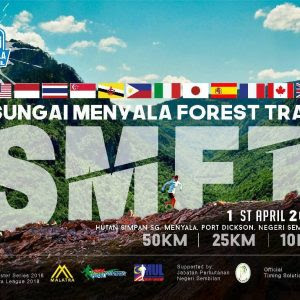 Sungai Menyala Forest Trail Run 2018 - 25 November 2018