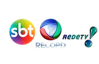 Grupo Simba: SBT, Record e RedeTV!