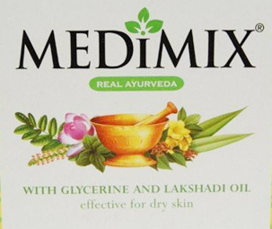 Medimix transparent soap