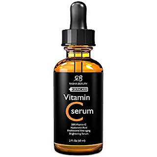 REVIEW IN REDHA VITAMIN C BEAUTY SERUM 1