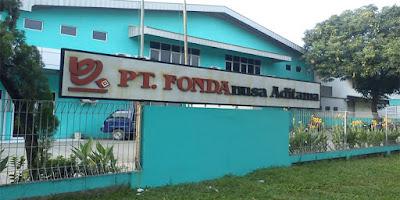 Lowongan Kerja PT. Fonda Nusa Aditama Jababeka1