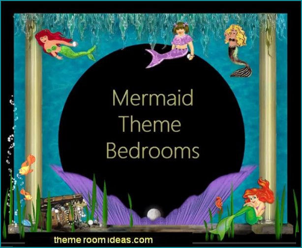 underwater bedroom ideas - mermaid bedroom decor - under the sea theme bedrooms - mermaid theme bedrooms - underwater bedroom decor - clamshell bed - sea life bedrooms - Little mermaid princess Ariel - mermaid bedding - Disney's little mermaid - mermaid murals - mermaid wall decal stickers - Sponge Bob theme bedrooms - ocean murals - ocean bedding