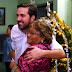 Pablo Gamboa lleva la navidad a las colonias del tercer distrito