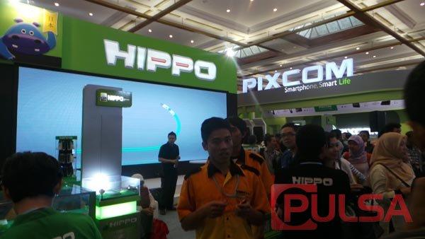 Hippo Tebar Promo dan Produk Baru di ICS 2014