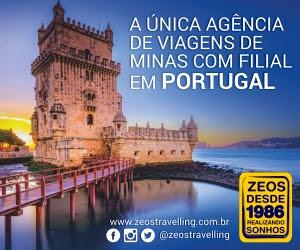 Pacote para LIsboa em promoção na Zeos Travelling Agência de Viagens