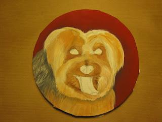 Tutorial Cani Dipinti Pittura