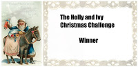 Winner The Holly and Ivy Christmas
