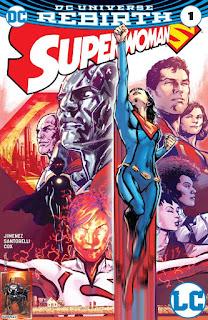Superwoman Rebirth