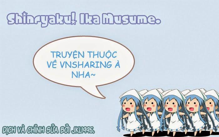 Shinryaku! Ika Musume Chap 214 - Truyen.Chap.VN