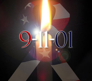 Remembering 9/11: Thankful for God's mercy
