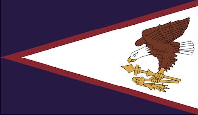 Gambar Bendera American Samoa