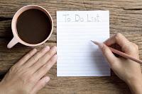 Как работать со списком дел?