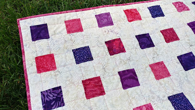 Three hour baby quilt