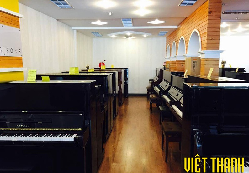 Cách phân biệt các dòng đàn piano Yamaha U3