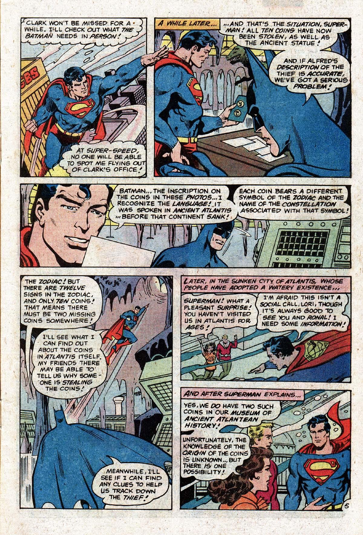 Read online World's Finest Comics comic - Issue #268
