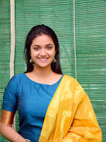 Keerthi Suresh at Nenu Local movie launch-cover-photo
