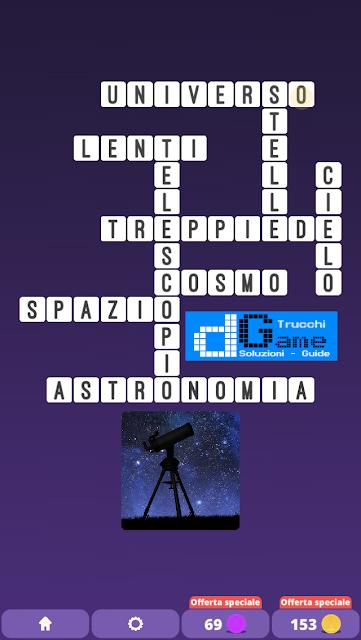 Soluzioni One Clue Crossword livello 18 schemi 2 (Cruciverba illustrato)  | Parole e foto