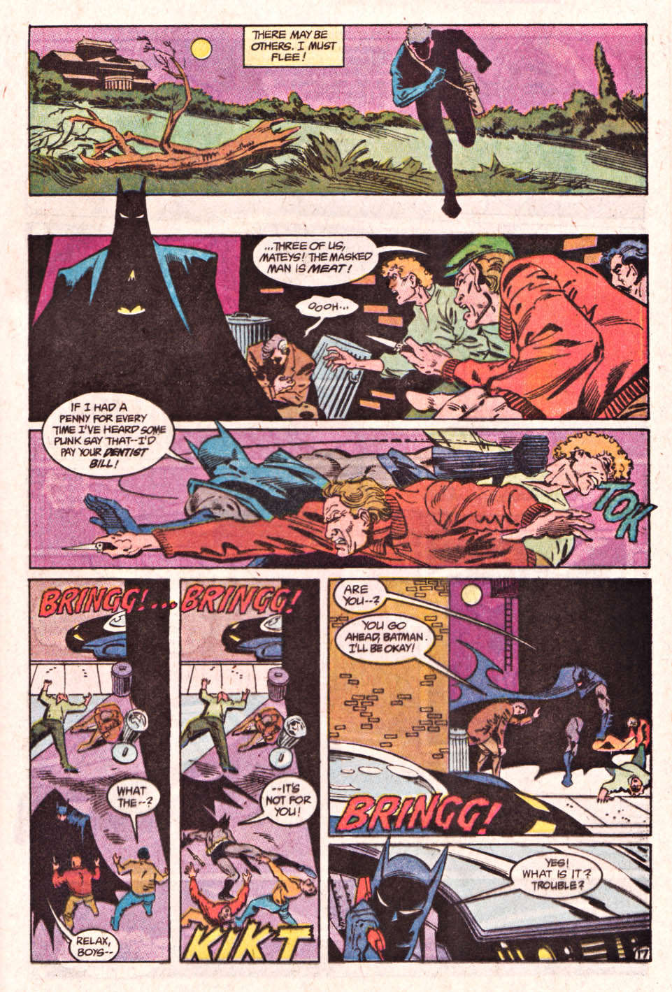 Detective Comics (1937) 601 Page 17