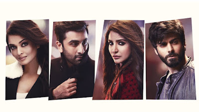 ae dil hai mushkil wallpaper