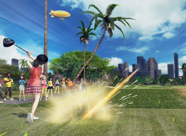Everybody's Golf preview