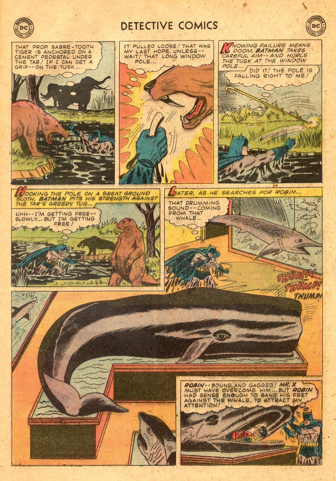 Read online Detective Comics (1937) comic -  Issue #255 - 11