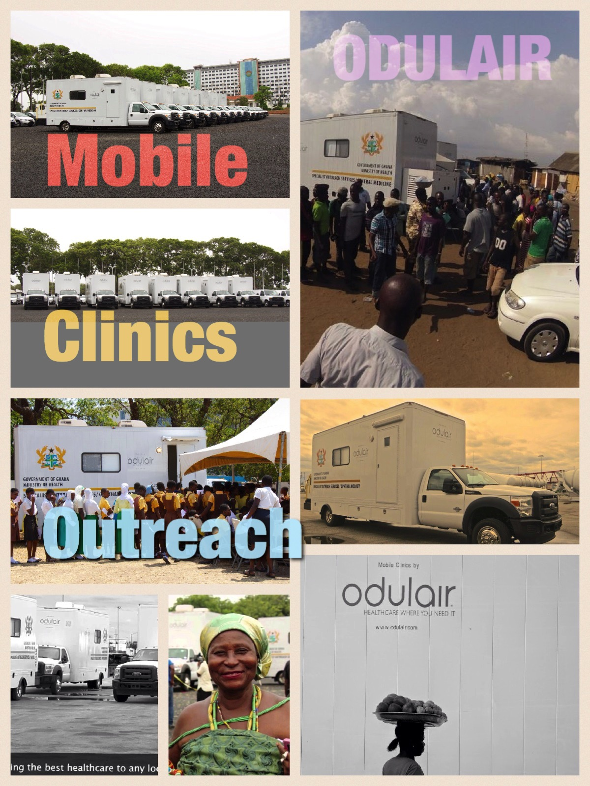 Mobile Clinics ODULAIR: Mobile Clinic Project Proposal