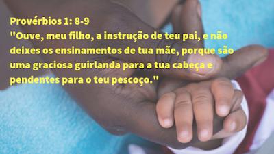 Versículos para os pais