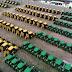 Sartori entrega 576 máquinas e equipamentos agrícolas a 336 municípios