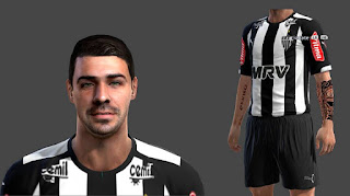 Lucas Pratto Mas Tattoo 2016 Pes 2013