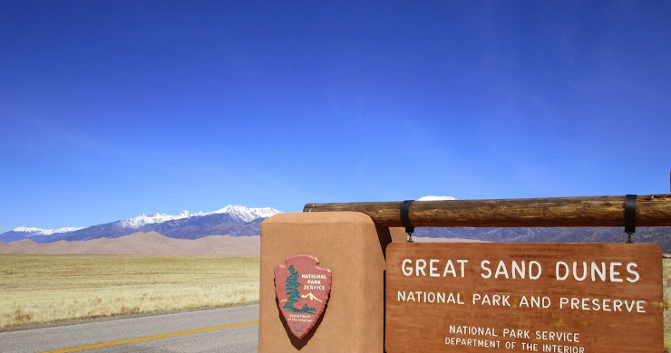 Taking a Quick Detour to Visit Colorado's Great Sand Dunes National Park