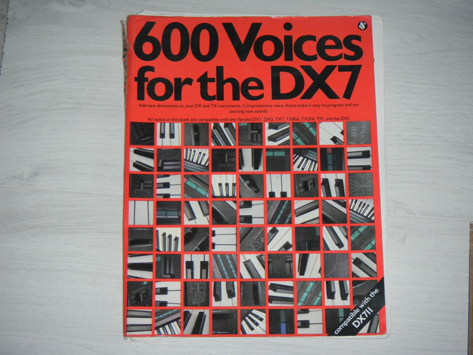 Infrequent Sound [sex tex] technology: 600 Voices for the