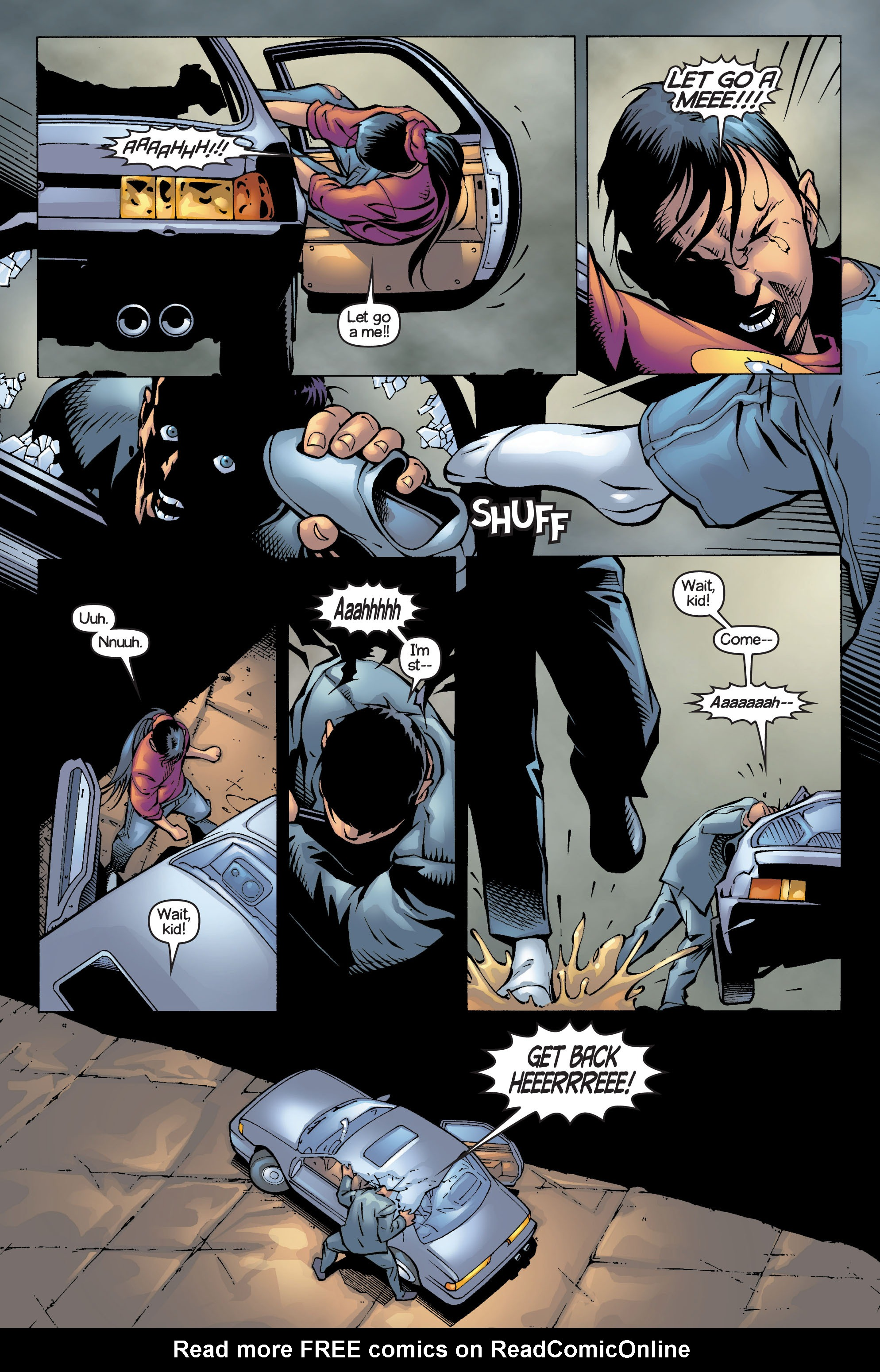 Read online Ultimate X-Men comic -  Issue #13 - 6