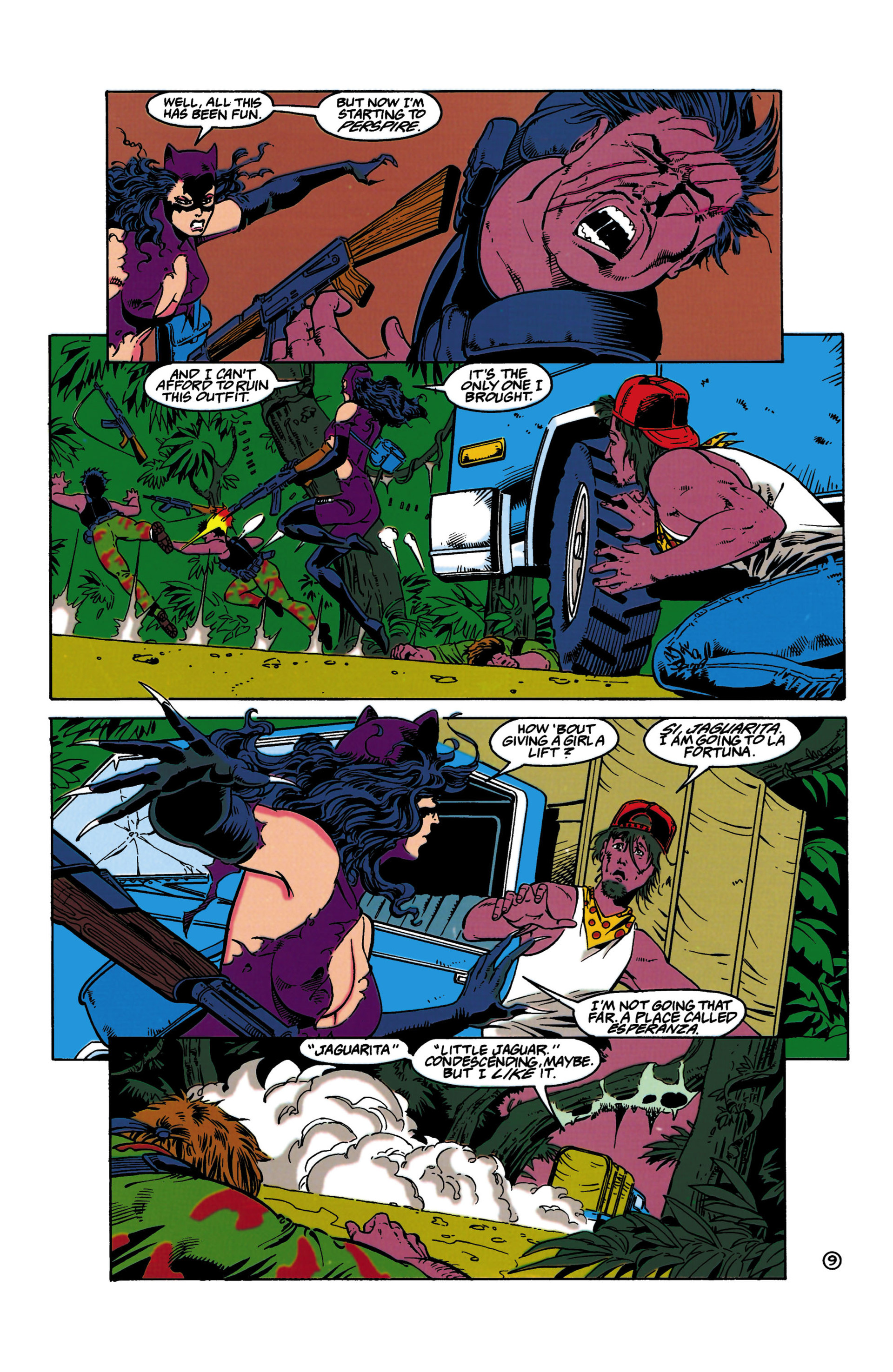 Catwoman (1993) Issue #19 #24 - English 9