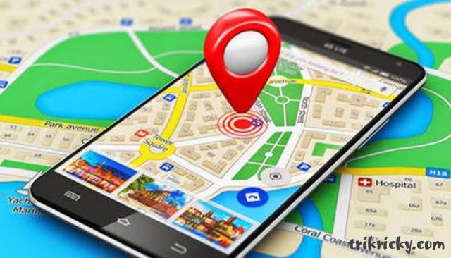 Lacak lokasi orang lain lewat aplikasi whatsapp