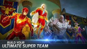 DC Comics Legends Android Mod APK+Data
