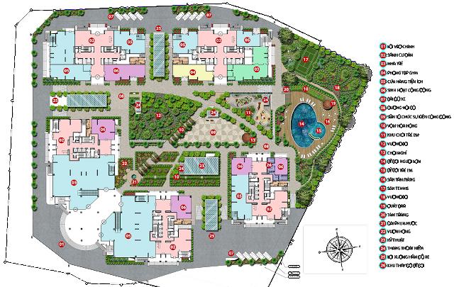 Độc quyền bán chung cư Iris Garden Chủ đầu tư Vimefulland- Chiết khấu cao