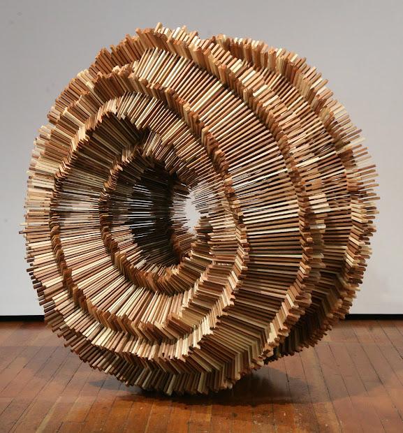 Creative Wooden Sculptures