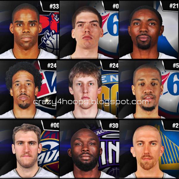 NBA 2k14 Official Roster Update : February 21st, 2014 (Trade Deadline)