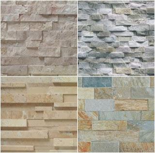 Marzua realstone panel de piedra natural para decorar - Panel de piedra natural ...