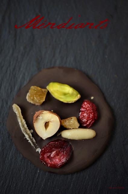 mendiants-ricetta-natale-cioccolato