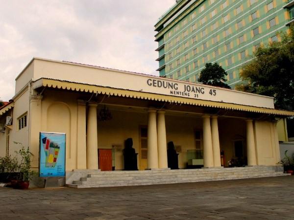 Here They Are 11 Historical Sight Destination In Jakarta City