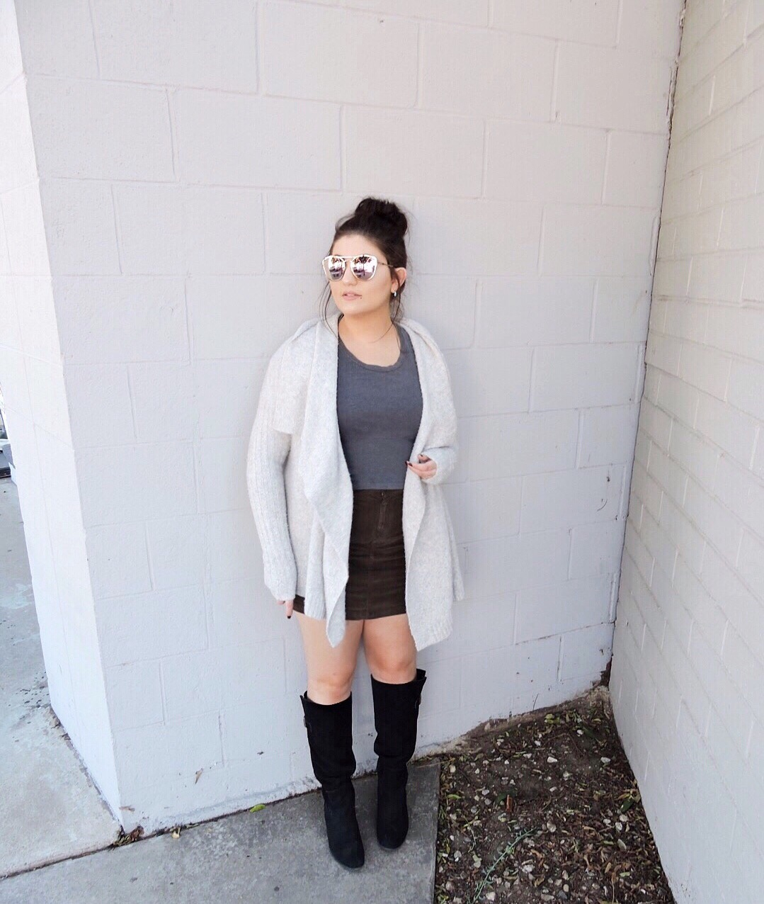 steve madden urban outfitters quay Australia sugarly la jolla grey neutrals abercrombie gap fall cozy