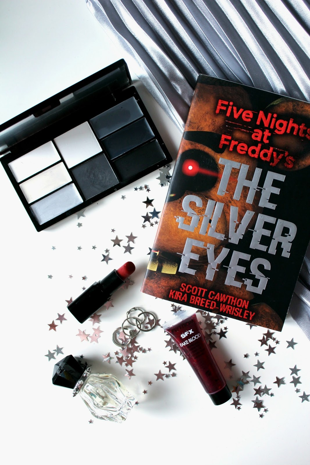 five nights at freddy's the silver eyes review