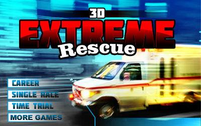 3D Extreme Rescue - Jeu de Course sur PC