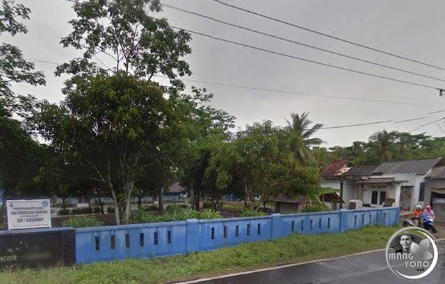 SDN 1 Sukamanah, Malingping, Banten Selatan ( Rumah saudara admin di sini)