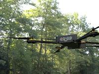 Blu Drone, Quadcopter Yang Bisa Dilipat Untuk Disimpan Dalam Saku