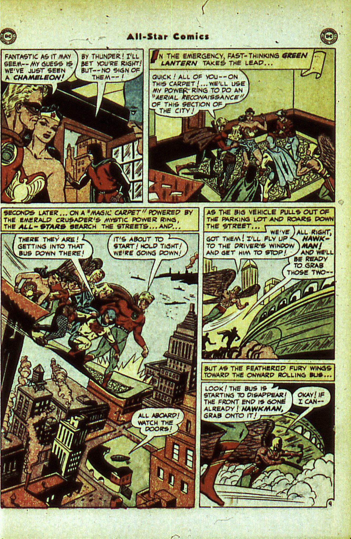 Read online All-Star Comics comic -  Issue #56 - 11